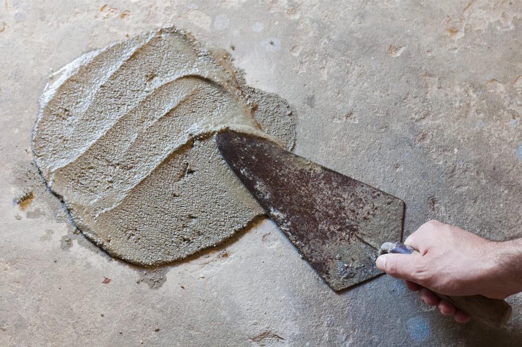 concrete-hole-filling