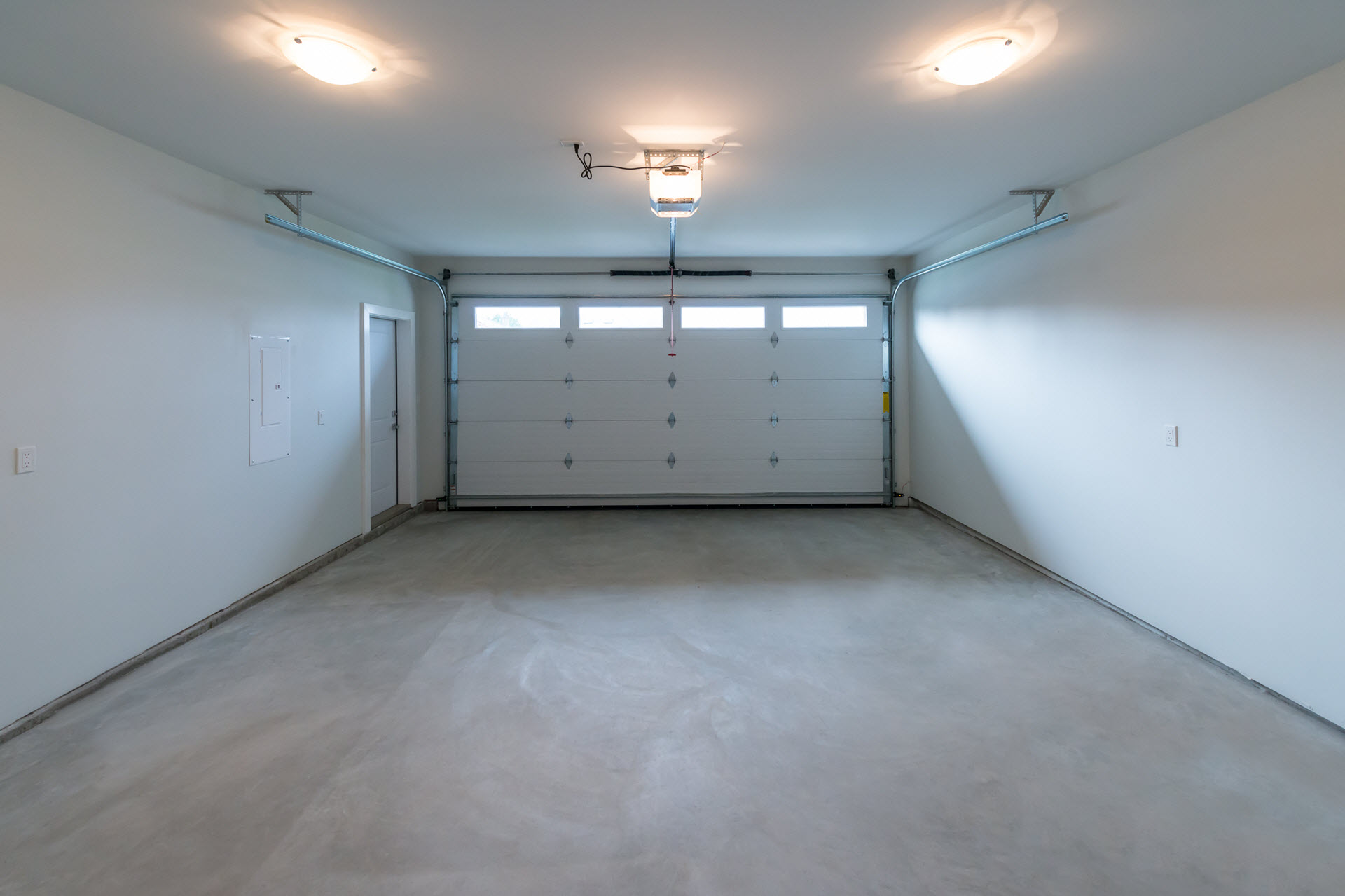 garage flooring basement concrete polishing