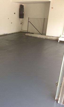 residential concrete polishing