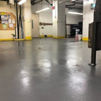 epoxy water system