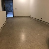 new concrete project