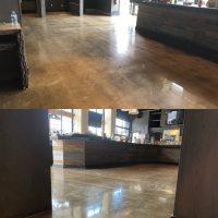 polished concrete floors toronto