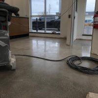 polished epoxy floors