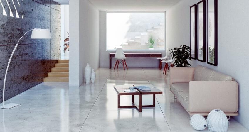epoxy vs concrete polishing