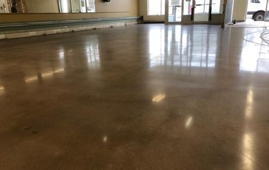 best concrete polishing service