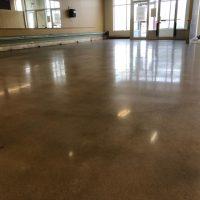 polished concrete ajax