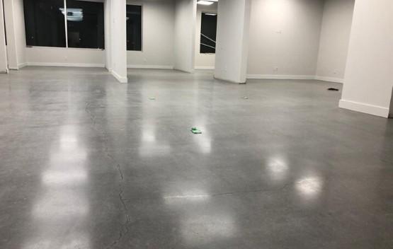 polished concrete services