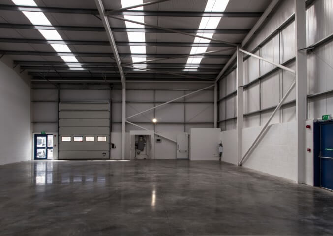 quality of commercial concrete polishing