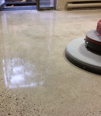 Commercial Floor Polishing Toronto