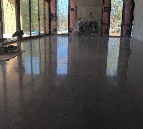 Floor Polishing Services Process