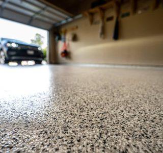 epoxy flooring Polished Floors